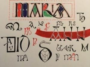 Angular Letters