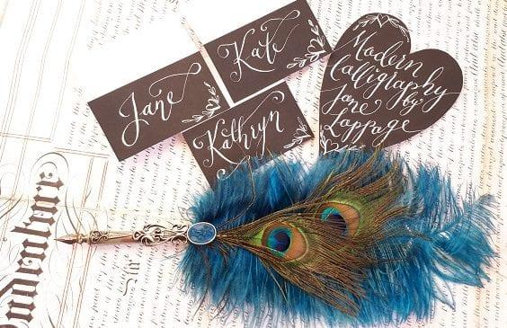 Modern Calligraphy Workshop Jane Lappage
