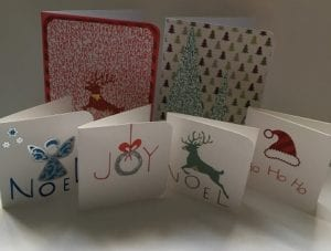 Calligraphy Christmas Card Workshop