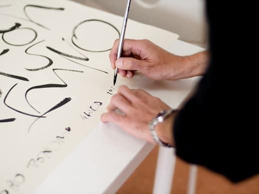Birmingham Pen Scribes Calligraphy Workshop