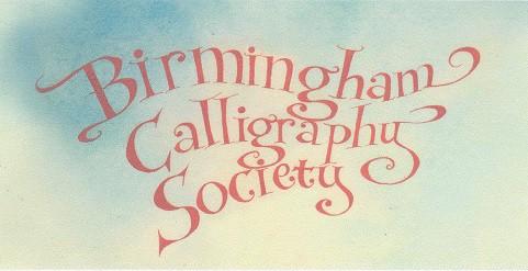 Birmingham Calligraphy Society