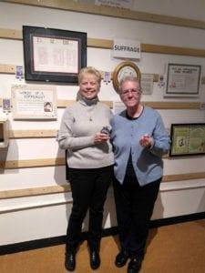 Linda Toft & Jackie Hancox
