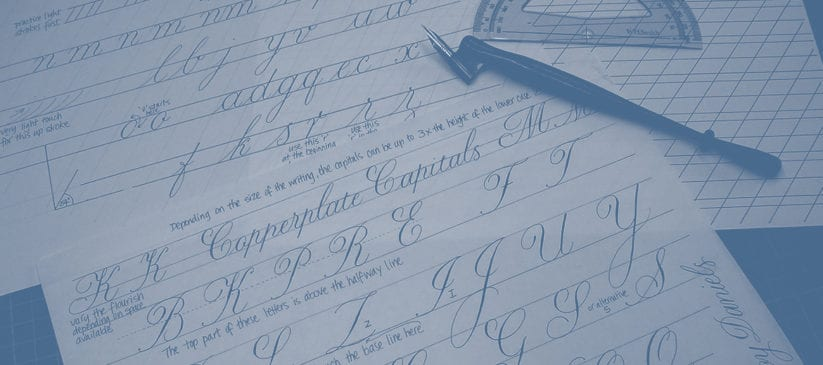Copperplate Course Joy Daniels
